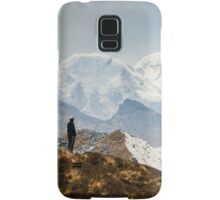 Looking at the Himalayas Samsung Galaxy Case/Skin