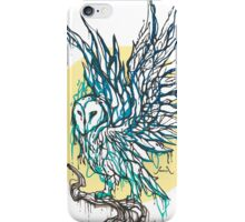 Dripping Owl iPhone Case/Skin