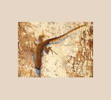 Lizard and matching bark Unisex T-Shirt