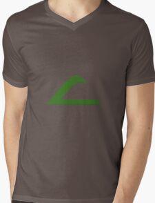 Pokemon League Symbol Mens V-Neck T-Shirt