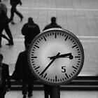 Time by Giulio Bernardi