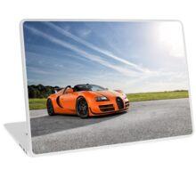 2013 Bugatti Veyron Vitesse Laptop Skin