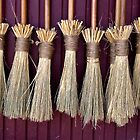 Brooms for Sale St. Jacobs Ontario Canada by Eros Fiacconi (Sooboy)