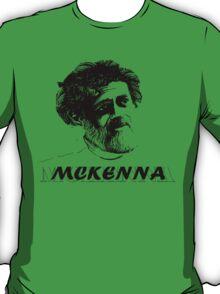 Mckenna in Black T-Shirt