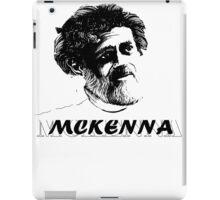Mckenna in Black iPad Case/Skin