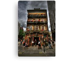 No. 52 Victoria Street Canvas Print