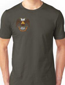 Scottish rite 2 Unisex T-Shirt