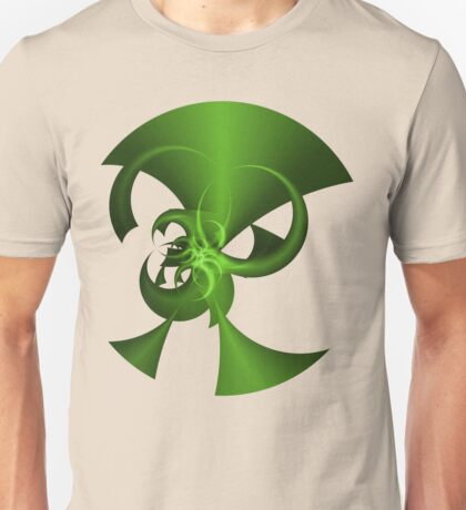 Green Horn Unisex T-Shirt