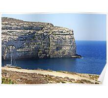 Mediterranean Paradise - Gozo Bay Poster