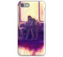 Don't feel so alone iPhone Case/Skin