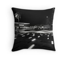 eye strain Throw Pillow