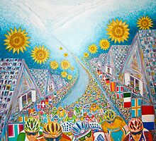 Le Tour de France. by Vincent Loverso