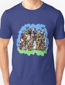 more dogs T-Shirt