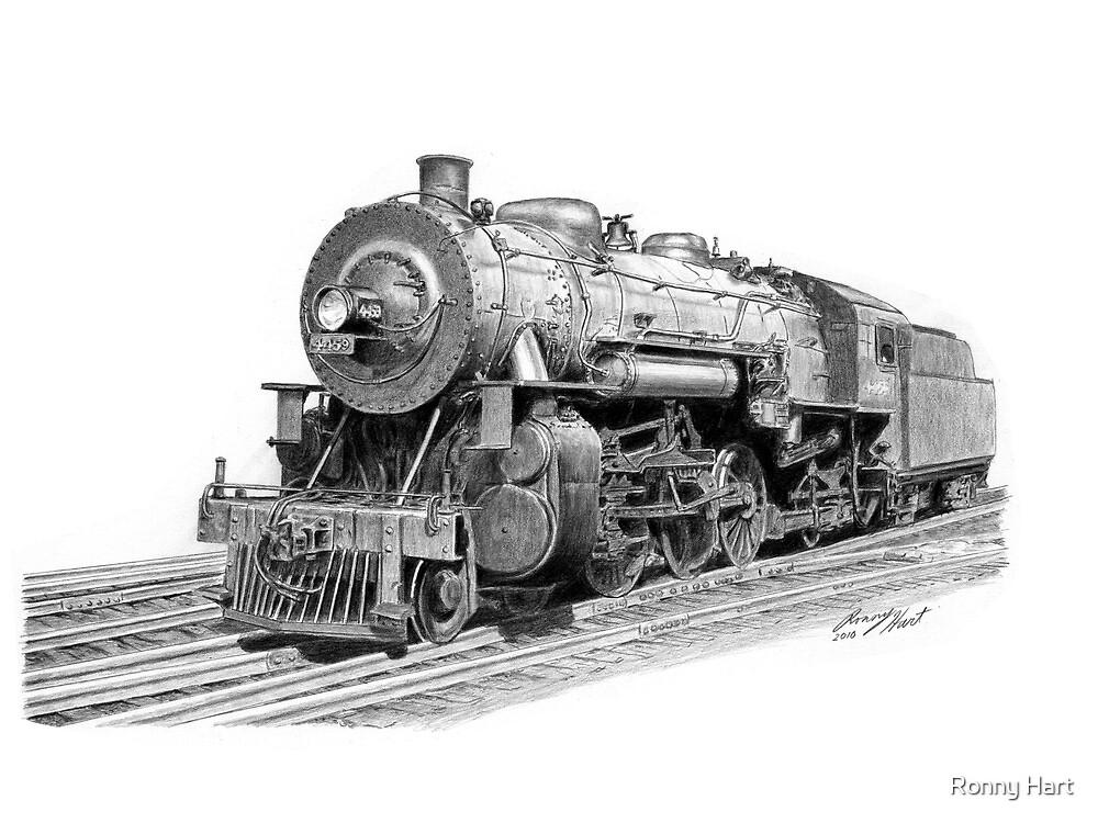 Locomotive by Ronny Hart