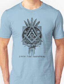 """Since Time Immemorial"" Masonic shirt T-Shirt"