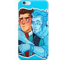 Borderlands Rhys x Handsome Jack Rhack Design iPhone Case/Skin