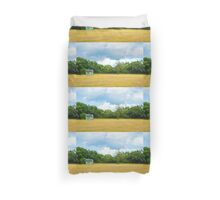 the shed Duvet Cover