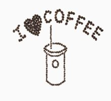 I love Coffee by BlueLine LEO