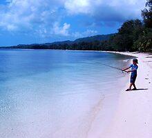 Fishin paradise by Kelly-Anne