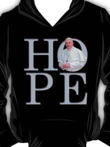 Hope with Pope Francis T-Shirt