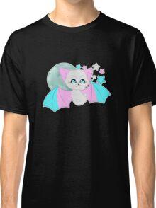 Transgender Pride Bat Classic T-Shirt