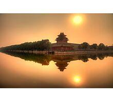 The Forbidden City, Beijing Photographic Print