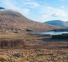 Loch Tulla by Morag Anderson