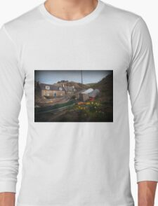 Crovie in spring Long Sleeve T-Shirt
