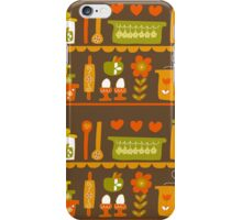 Lets Cook at Home iPhone Case/Skin