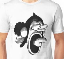 Usopp Scared Face - One Piece Unisex T-Shirt