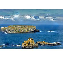 Coastal Britain - Northern Ireland Photographic Print