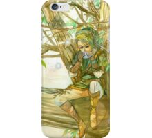 Peaceful Link iPhone Case/Skin