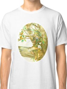 Peaceful Link Classic T-Shirt