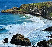 Coastal Britain - Northern Ireland by Steve Burke