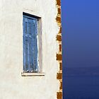 Blue Window by villrot