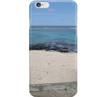 Steps To Beach iPhone Case/Skin