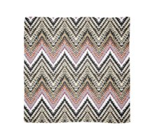 Bohemian print with chevron pattern in retro colors Scarf