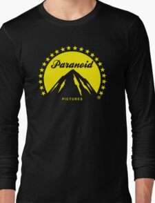 Pictures Mountain Long Sleeve T-Shirt