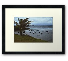 I Reach Out To You Framed Print