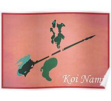 Koi Nami Poster
