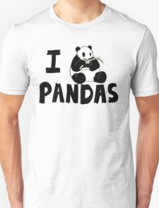 I Panda Pandas T-Shirt
