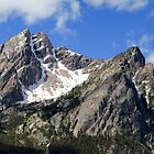 Mt McGowen by Bob Vaughan