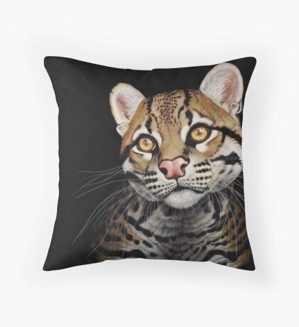 Billy 2 Throw Pillow