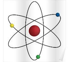 Beautiful Atom  Poster