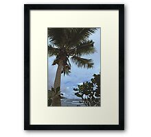 My Love Reaches Out To You Framed Print