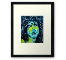 Grace Slick Framed Print