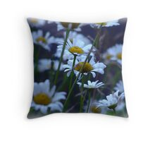 The Daisy Patch Throw Pillow