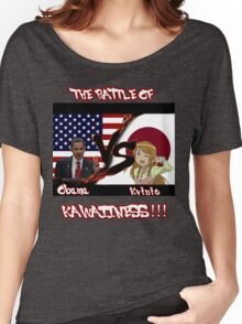 Obama VS Krinio Women's Relaxed Fit T-Shirt