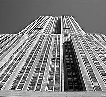 Empire State Building II by David Davies