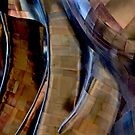 Architectural Abstract, EMC Museum by Barbara  Brown